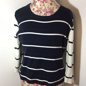 Christopher & Banks woman's medium sweater top